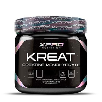 Creatina Kreat Monohidratada 300g - XPRO Nutrition