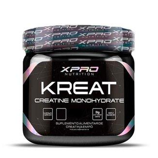 Creatina Kreat Monohidratada 300g - XPRO Nutrition