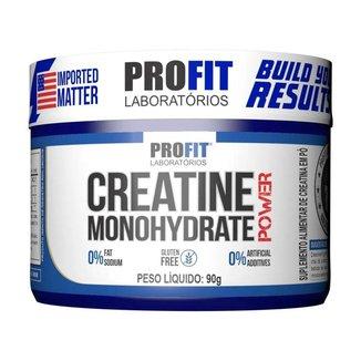 Creatina Mono-hidratada Micronizada Pura 90g - Profit Labs