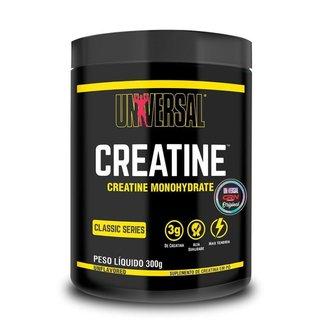 Creatina Monohidratada 300g - Universal Nutrition