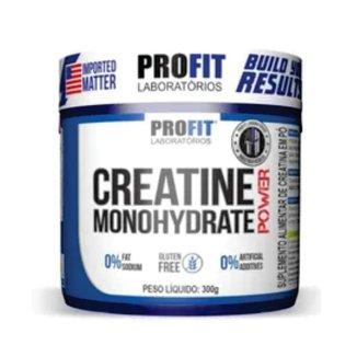 Creatina Monohidratada Power Profit 300g