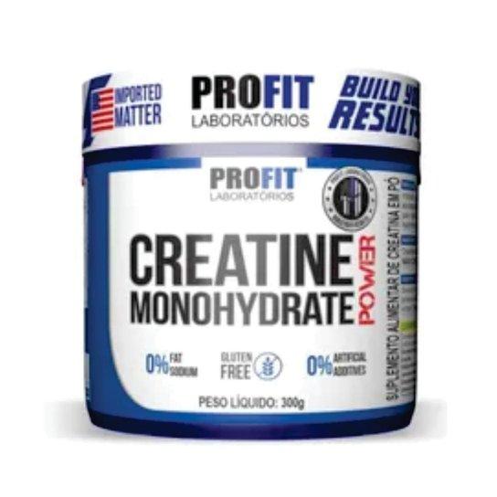 Creatina Monohidratada Power Profit 300g -