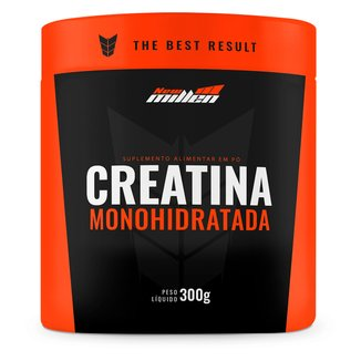 Creatina Monohidratade New Millen 300g