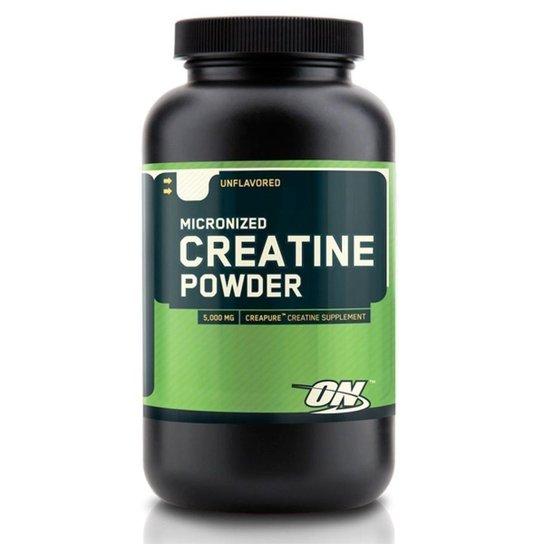 Creatina Powder (300g) - Optimum Nutrition -