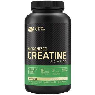 Creatina Powder - 300g - Sem Sabor - Optimum Nutrition