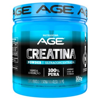 Creatina Powder Age 300g - Nutrilatina