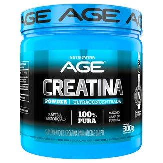 Creatina Powder Age 300g - Nutrilatina