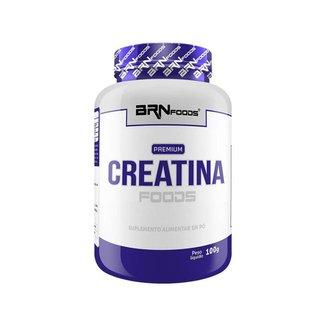 Creatina - Premium Creatina 100g - BRNFOODS