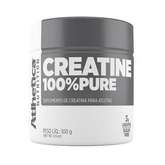 Creatina Pro Series (100G) - Atlhetica Nutrition