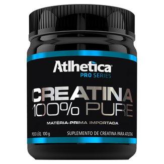 Creatina Pro Series 100% Pure 100 g - Atlhetica Nutrition