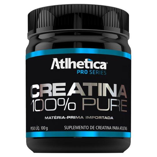 Creatina Pro Series 100% Pure 100 g - Atlhetica Nutrition -