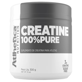 Creatina Pro Series 100% Pure 300 g - Atlhetica Nutrition