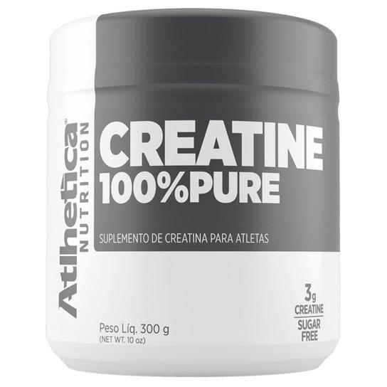 Creatina Pro Series 100% Pure 300 g - Atlhetica Nutrition -