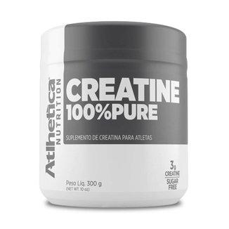 Creatina Pro Series 100% Pure 300g - Atlhetica Nutrition
