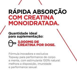 CREATINA TOPWAY - 300G