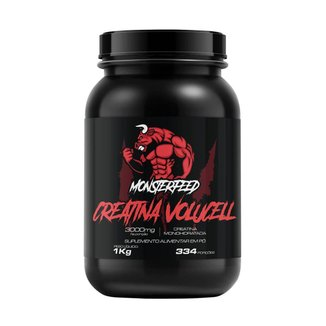 Creatina Volucell 1Kg - Monsterfeed