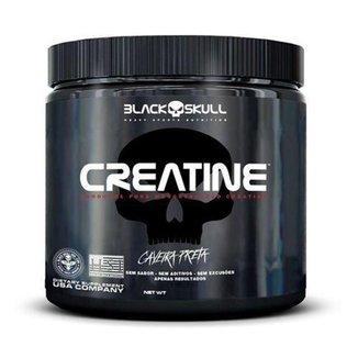 Creatine 150g / Creatina 150g - Black Skull