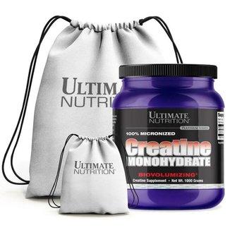 Creatine 1Kg + Mochila  - Ultimate Nutrition (Sem Sabor)