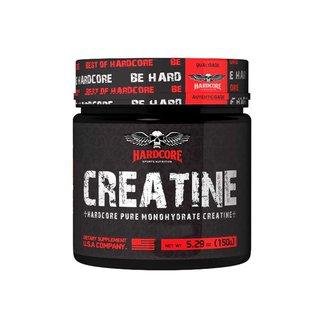 Creatine Hardcore 150g - Hardcore Sport