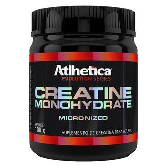 Creatine Monohydrate Micronized 100 g - Atlhetica Nutrition