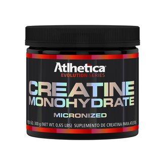 Creatine Monohydrate Micronized 300 g - Atlhetica Nutrition
