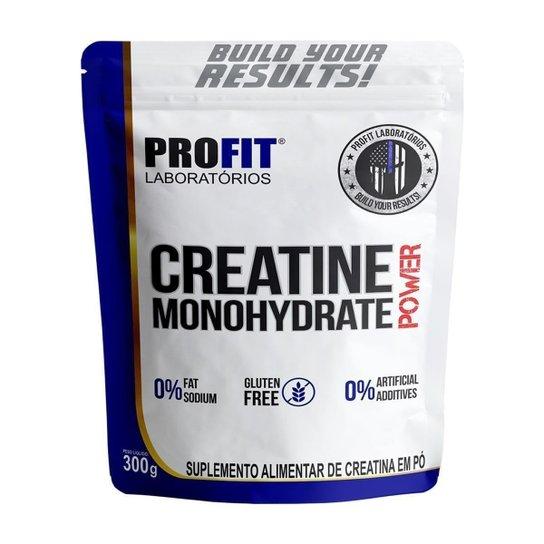 CREATINE MONOHYDRATE REFIL 300 G - PROFIT -