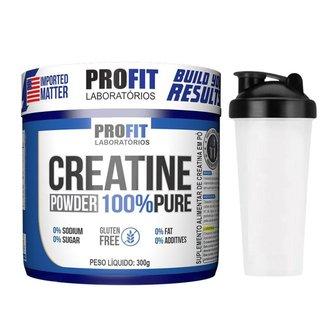 Creatine Powder 300g - Profit / Original Matéria Importada