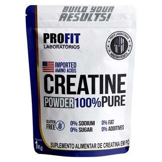 CREATINE PURE 1 KG - PROFIT