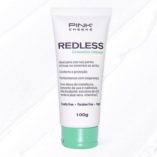 Creme Antiassaduras Pinkcheeks Redless Chamois Cream 100g - Incolor