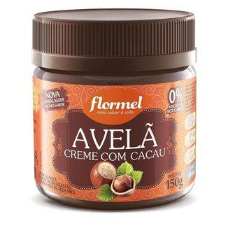 Creme de Avelã com Cacau - 150g - Flormel