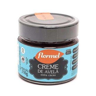 Creme de Avelã Flormel Extra Cacau Zero Açúcar 210g