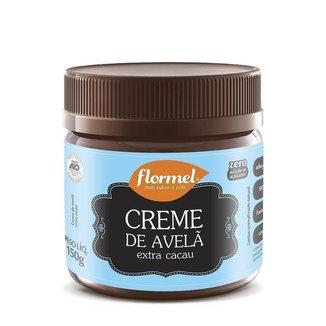 Creme De Avela Flormel Zero açucar 150g - Crocante
