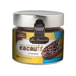 Creme de Chocolate CacauFit Amargo 160g La Pianezza