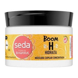 Creme de Tratamento Seda Boom Hidrata 300g