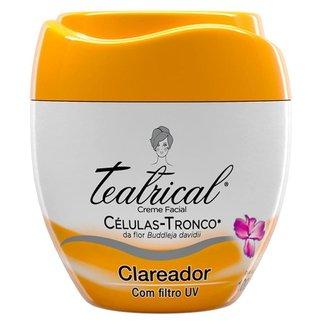 Creme Facial Clareador Teatrical - Células-Tronco 100g