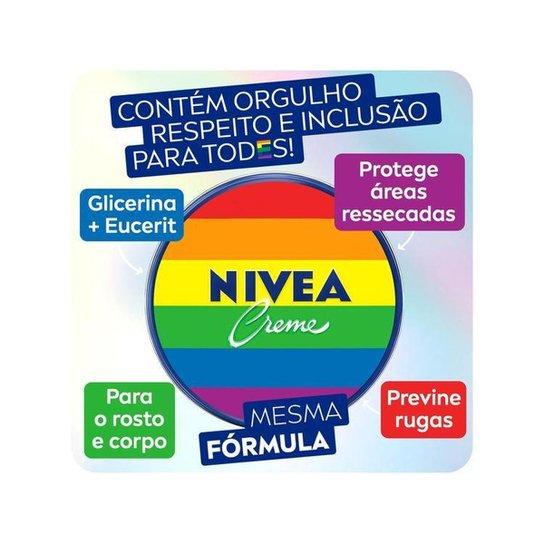 Creme Hidratante Corporal Nivea Orgulho 56g - N/A