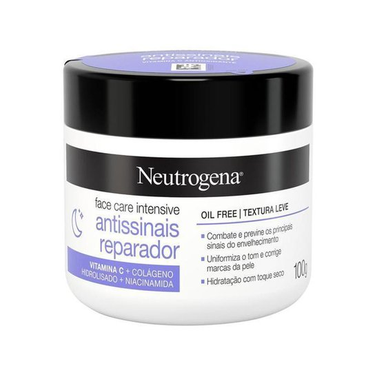 Creme Hidratante Facial Neutrogena - N/A