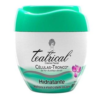 Creme Hidratante Facial Teatrical  100g