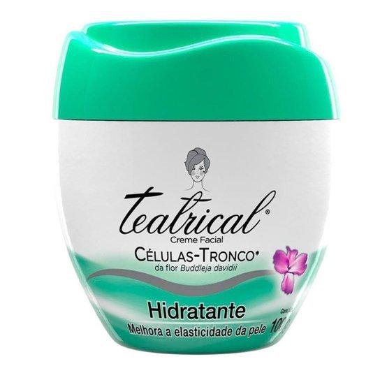Creme Hidratante Facial Teatrical  100g - Incolor