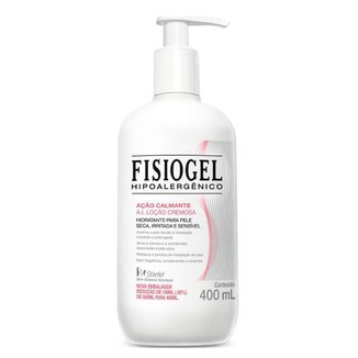 Creme Hidratante Fisiogel A.I. 400ml