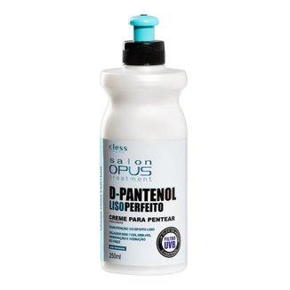 Creme para Pentear D-Pantenol Liso Perfeito Salon Opus 250ml