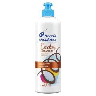 Creme Para Pentear Head & Shoulders Cachos Hidratados 240ml
