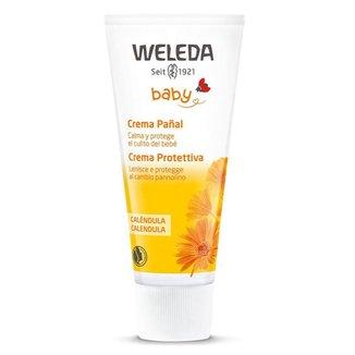 Creme Preventivo de Assaduras Weleda - Calêndula Babycreme 30ml