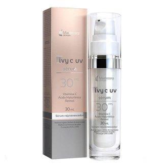 Creme Rejuvenescedor Facial Mantecorp Skincare - Ivy C FPS30 30ml