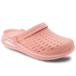 Croc Feminino Desing Dual Confort Macio Dia a Dia