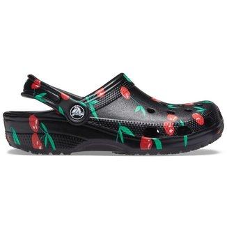 Crocs Classic Vacay Vibes Clog Cereja