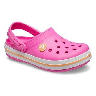 Crocs Crocband Clog Infanti Electric Pink/Cantaloupe