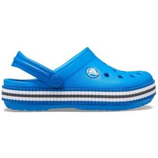 Crocs Crocband Varsity Clog  Bright Cobalt