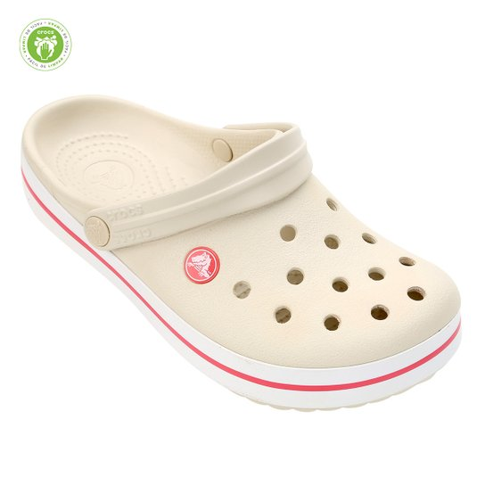 Crocs Crocband - Off White
