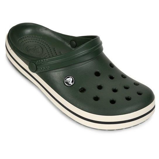 Crocs Crocband - Verde Militar
